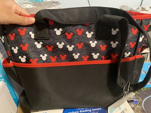 Mickey Mouse Diaper Bag for Sale in Columbus, OH