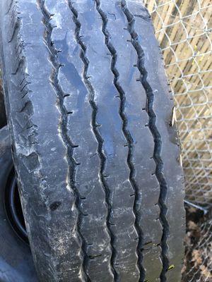 7.5 R 16 LT tires. (Set) for Sale in Portland, OR