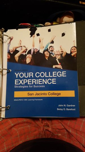 Your college experience eleventh edition for Sale in Deer Park, TX