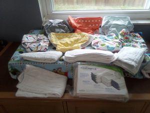 Reusable diapers, nappys for Sale in Deltona, FL