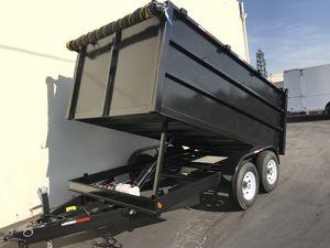 2018 Dump Trailer 8x12x4 for Sale in Bakersfield, CA
