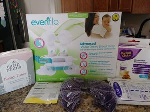 Evenflo breast pump for Sale in Delta, CO