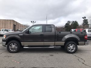 2006 FORD F150 EXT CAB FLARE SIDE BED 4x4 CLEAN for Sale in Alexandria, VA