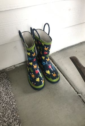 Rain boot for Sale in Hemet, CA