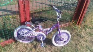 "16""girls bike for Sale in Ocean Shores, WA"