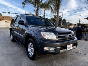 2004 Toyota 4Runner Low Miles 🔥🔥🔥🔥 for Sale in Anaheim, CA