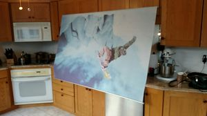 Wall Hanging - Snowboard xtreme poster for Sale in Newburyport, MA