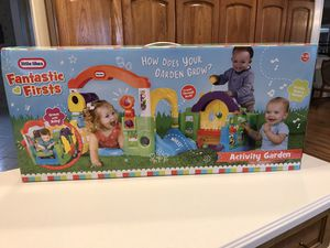 New Little Tikes Activity Garden Playset for Sale in Downers Grove, IL