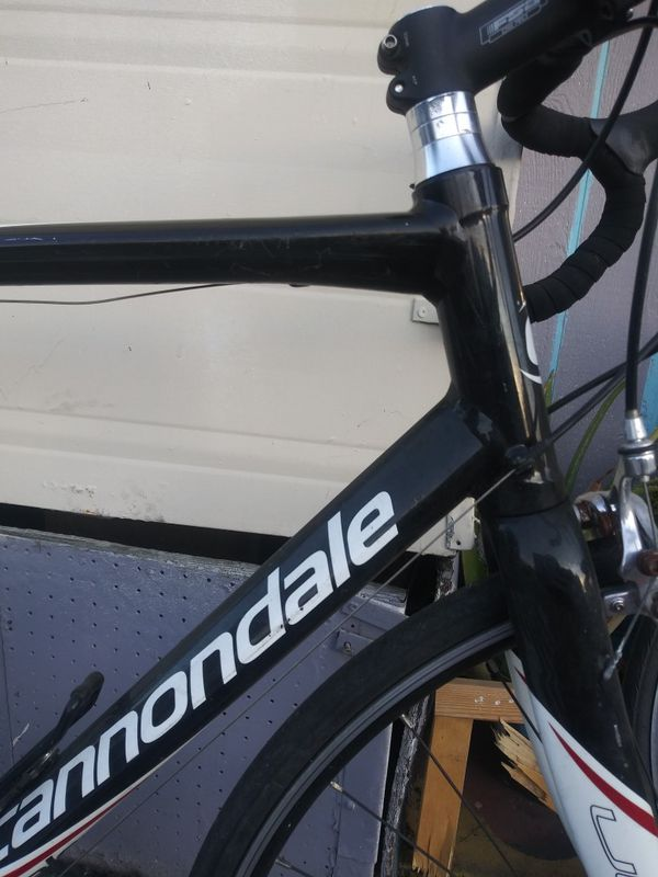 Cannondale bicycle road bike