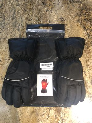 Battery Operated Heated Gloves for Sale in Yorba Linda, CA