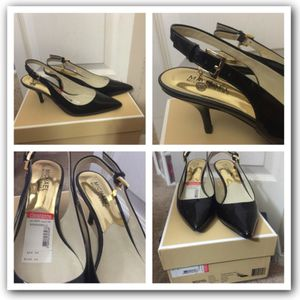 Michael kors kelsey kitten heels regular price $125 size 6.5 for Sale in Gaithersburg, MD