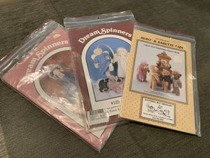 Doll Teddy Bear Sewing Patterns for Sale in Buena Park, CA