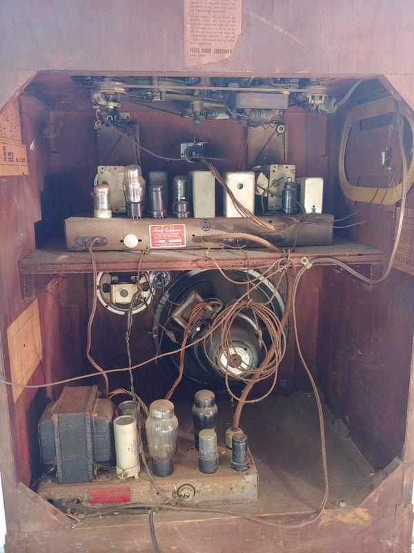 Freed-Eisemann Antique Radio