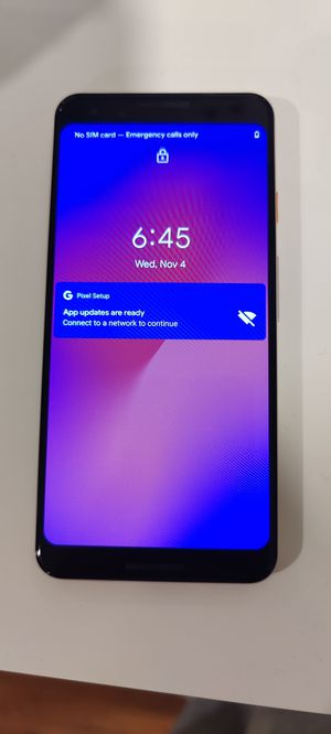 Pixel 3 Pink 64gb unlocked for Sale in Glenview, IL