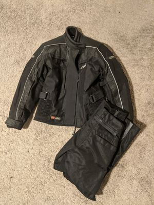 Nitro racing jacket and First Gear pants for Sale in Renton, WA