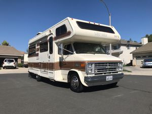 1987 Lazy Daze RV- Chevy 350 V8 Runs Great! for Sale in Moreno Valley, CA