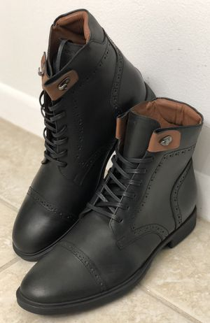 """Brand New Authentic Handcrafted """"LEO FRATTINI'S"""" Sneakers and Boots. REAL NATURAL FULL GRAIN LEATHER IN AND OUT. GET THEM IN 3 DAYS NATIONWIDE for Sale in Dallas, TX"""