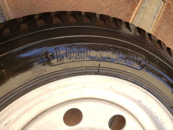 Load star tire