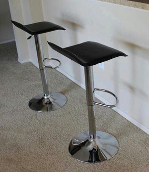 Set of 2 chair bar stools new in box✔ for Sale in Orlando, FL
