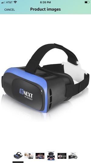 VR headset for iPhone and android for Sale in Corona, CA