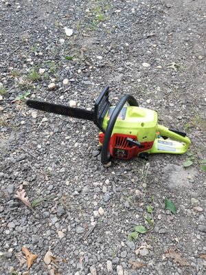 chainsaw in good condition works well for Sale in Alexandria, VA