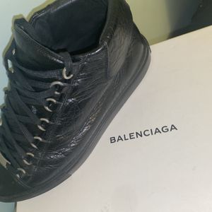 Balenciaga Arena High Black Sz:8 for Sale in Silver Spring, MD