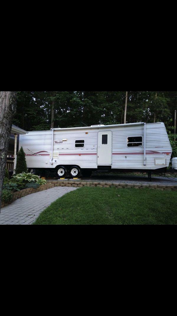 2001 Terry Fleet Wood camper