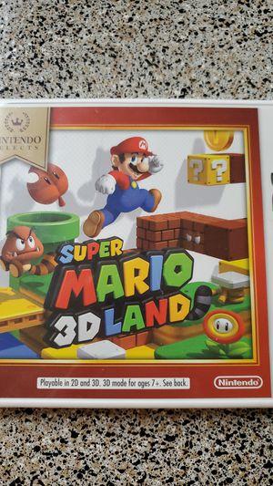 Nintendo 3ds super Mario 3D land for Sale in Mesa, AZ