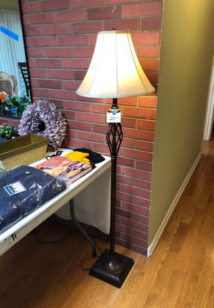 Floor lamp for Sale in Mount Prospect, IL