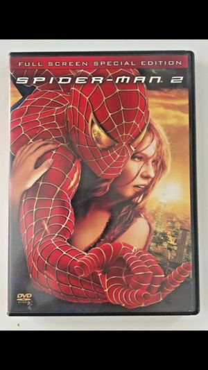 Spiderman 2 DVD Movie for Sale in New York, NY