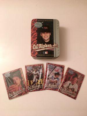 Cal Ripken Jr. Metallic Collector Baseball Cards for Sale in Baltimore, MD