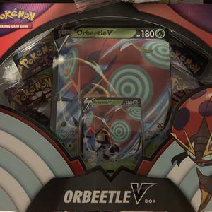 Pokemon Orbeetle V BOX for Sale in Glendora, CA