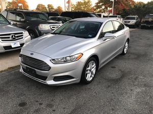 2014 Ford Fusion for Sale in Fredericksburg, VA