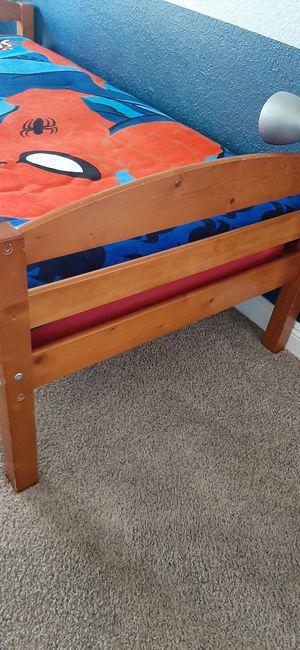 Twin bed frame for Sale in San Bernardino, CA
