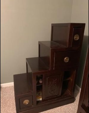 Customized Korean Entertainment center (New) for Sale in Rolla, MO