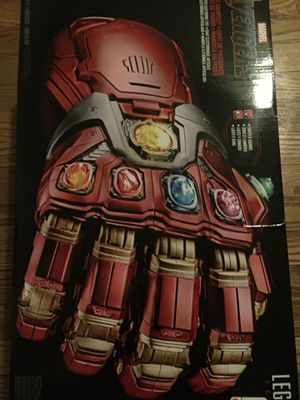 MARVEL AVENGER POWER GAUNTLET for Sale in College Park, MD