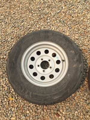 Rim and tires for Sale in Lincoln, CA