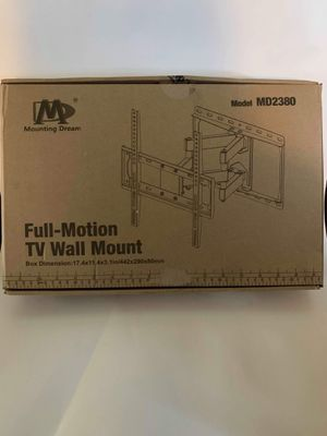 Tv wall mount for Sale in Tennerton, WV