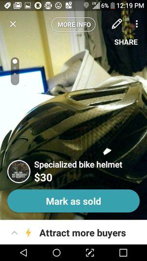 Specialized bike helmet for Sale in Philadelphia, PA