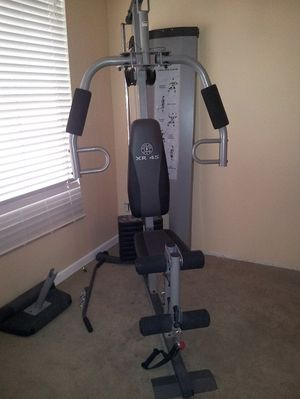 Gold Gym Model XR45 - Home Gym for Sale in Naperville, IL