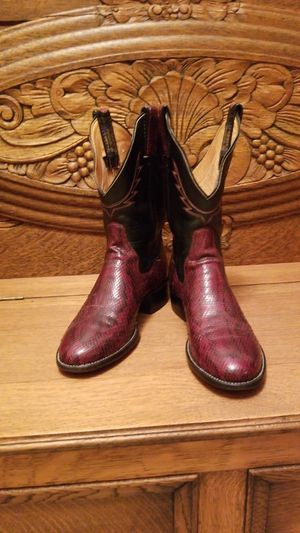 Women's Panhandle Slim Snake Boots for Sale in Grand Prairie, TX