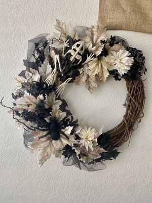 Handmade Spooky Wreath for Sale in Avondale, AZ