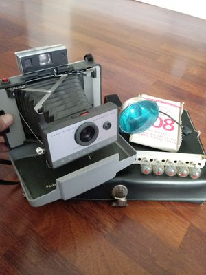 Polaroid Land Camera 103 circa@1965 COMPLETE SET for Sale in Montclair, CA