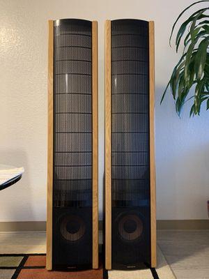 Martin Logan speakers perfect condition SL3 for Sale in Renton, WA