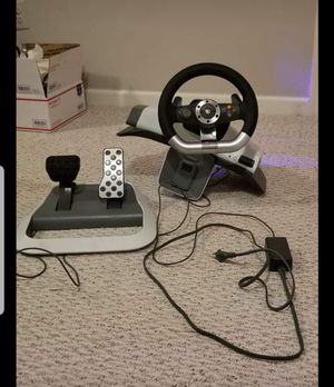 Xbox 360 Steering Wheel for Sale in Frederick, MD