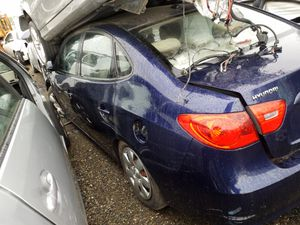 Parting out 2008 Hyundai Elantra for Sale in San Francisco, CA