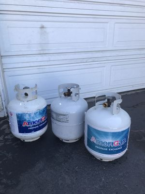 EMPTY PROPANE TANKS. $25 EACH for Sale in Westminster, CA
