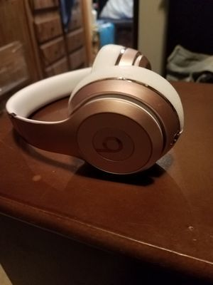 Dr Dre Solo Beats Wireless Head Phones for Sale in Erie, CO