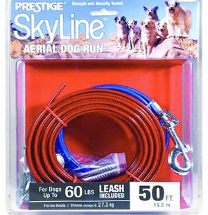 Dog run 50 feet Still in package for Sale in Battle Creek, MI