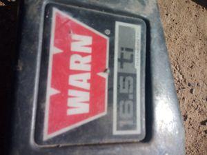 Huge warn winch for Sale in Las Vegas, NV